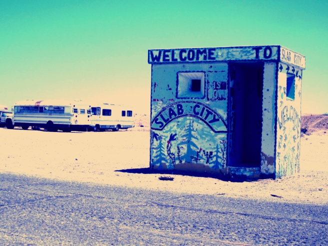 From the Salton Sea to Salvation Mountain, Slab City, and Joshua Tree
